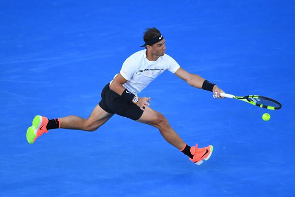 AUS Open. Надаль вышел в полуфинал «Шлема» впервые за 2,5 года