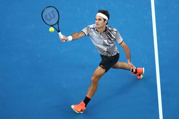 Федерер в 28-й раз вышел в финал турнира Большого Шлема