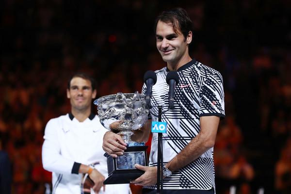 AUS Open. Федерер выигрывает 18-й титул на турнирах Большого Шлема (+видеообзор)
