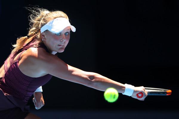 Козлова сыграет на турнире WTA в Будапеште