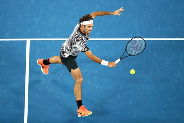 AUS Open. Федерер выходит во второй раунд соревнований