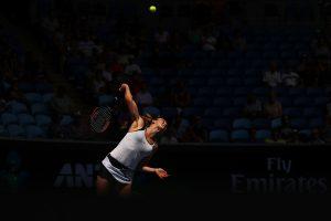 AUS Open. Свитолина — в четвертьфинале смешанного разряда