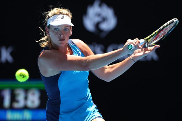 AUS Open. Вандевей впервые вышла в полуфинал «Шлема»