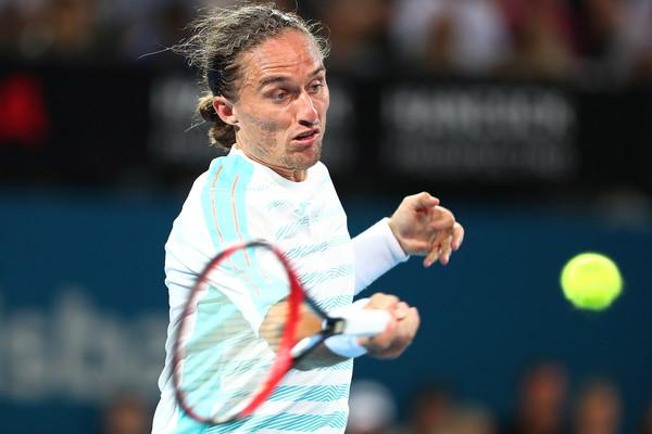 Долгополов стартует в основной сетке турнира ATP в Сиднее