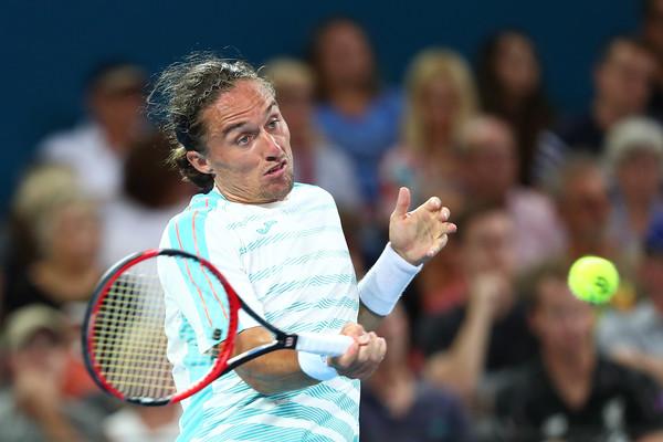Долгополов сыграет на турнире ATP в Буэнос-Айресе