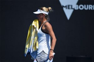 Марта Костюк: Мечтаю встретить Федерера