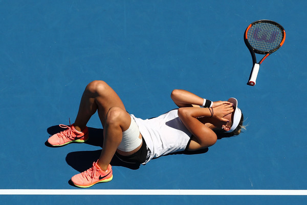 Марта Костюк: «Федерер смотрел мой финал в раздевалке»
