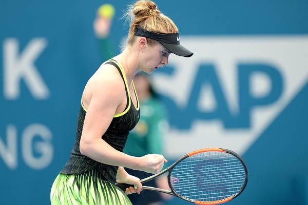 Украинки в рейтинге WTA