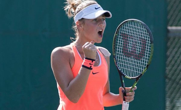 AUS Open. Юниоры. Марта Костюк — во втором раунде