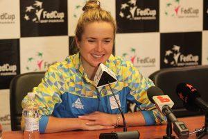 Элина Свитолина: Хотела принести сборной победное очко (+фото)