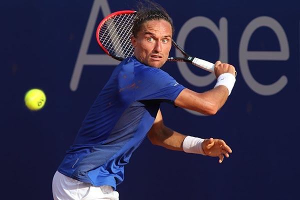 Долгополов сыграет на турнире ATP-500 в Рио-де-Жанейро