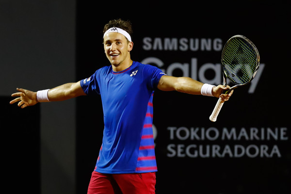 18-летний норвежец Каспер Рууд вышел в полуфинал турнира ATP500