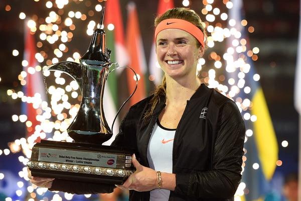 Свитолина выигрывает титул в Дубае и входит в топ-10 рейтинга WTA (+видео)
