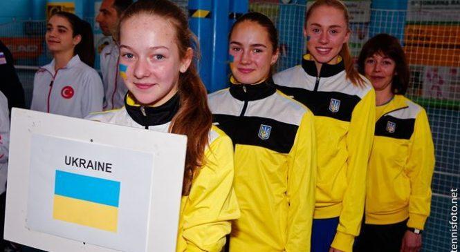 Зимний Кубок Европы.(14 лет и младше). Украина выходит в финал