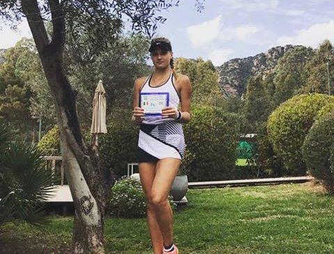 Ястремская выигрывает парный титул в Санта-Маргерита-ди-Пула