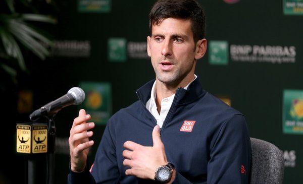 Джокович: «Выступление в Кубке Дэвиса необходимо для того, чтобы снова набрать форму»