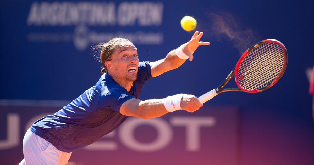 Долгополов не смог доиграть матч первого круга на Мастерсе в Майами (дополнено)