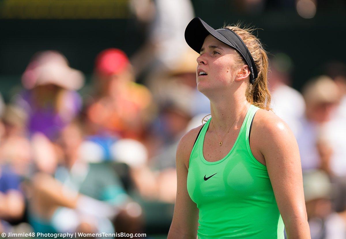 Miami Open. Определилась соперница Свитолиной по 2 раунду