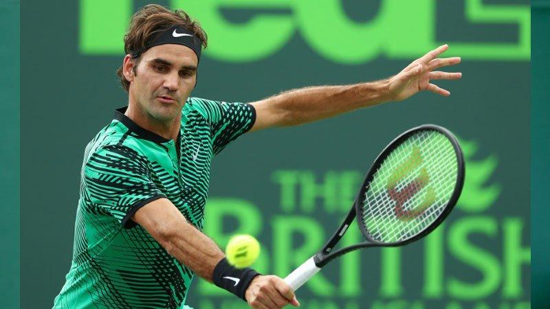 Miami Open. Федерер одолел Кирьоса на 3-х тайбрейках и сыграет с Надалем в финале (видео)