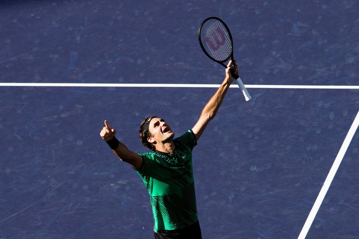 Федерер обновил рекорд турниров «Мастерс»