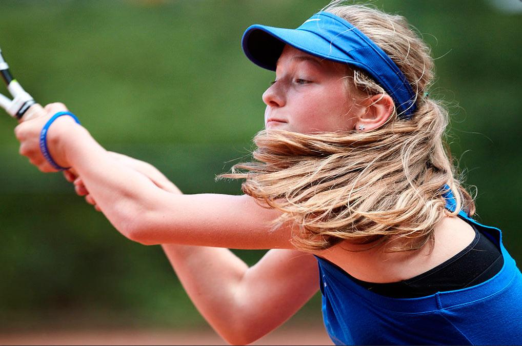Сен-Женевьев-дю-Буа. (Юниоры. 14 лет и младше) Костенко уступает в финале