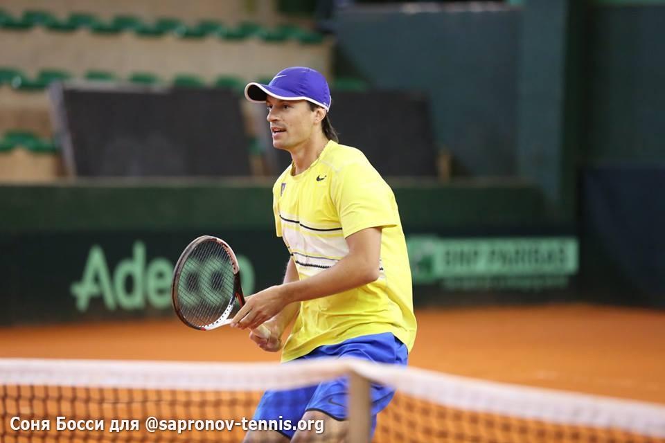 Молчанов сыграет в парных соревнованиях турнира ATP в Стамбуле