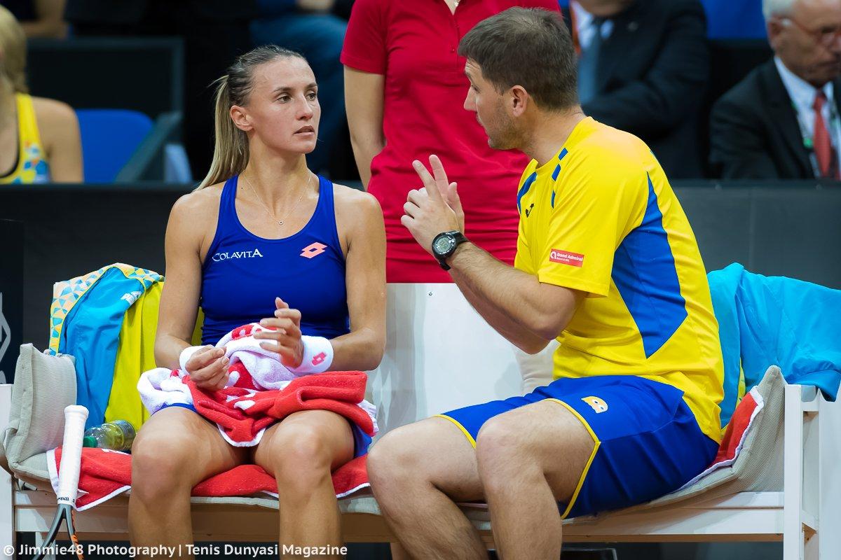 Кубок Федерации. Германия-Украина 3-1