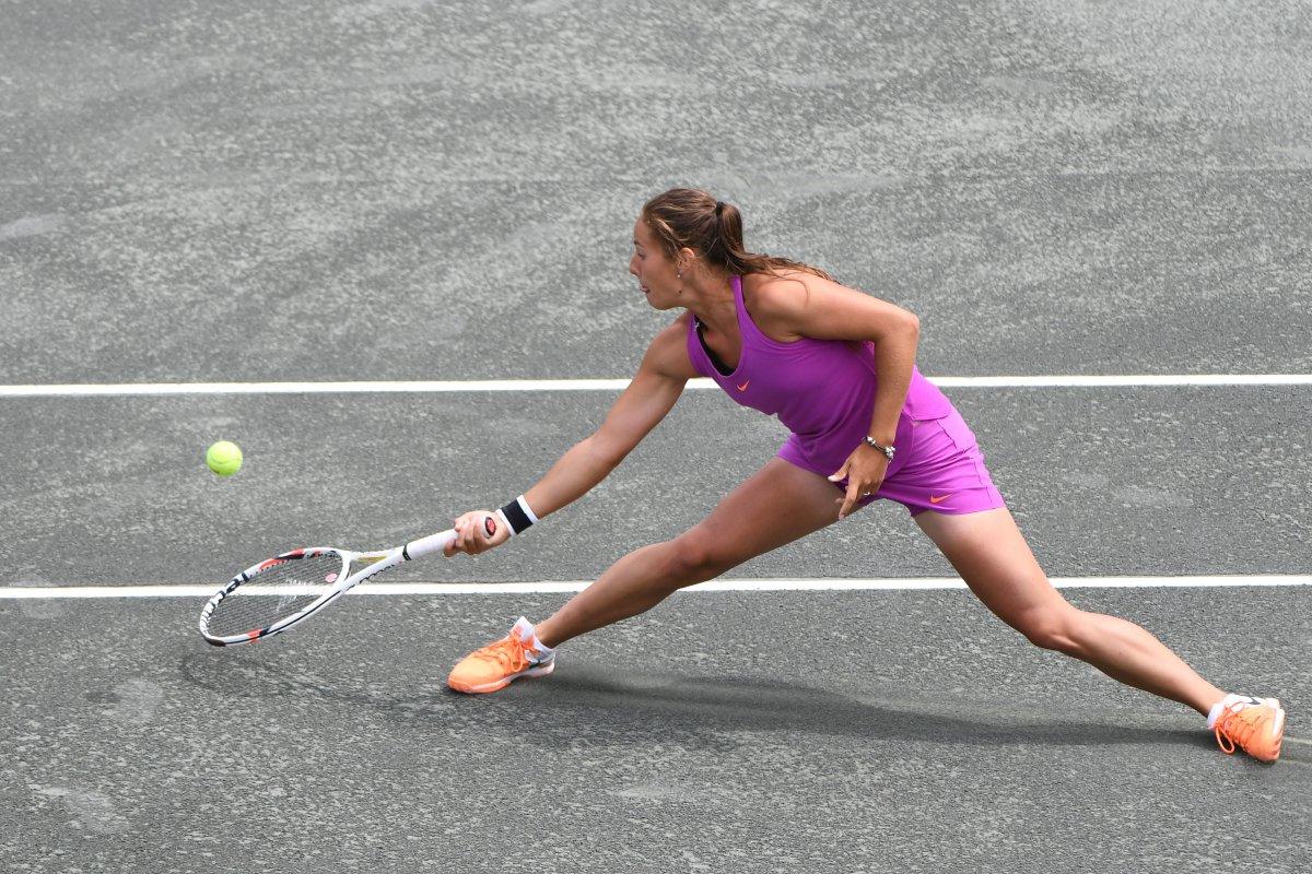 Касаткина впервые вышла в финал турнира WTA (видео)