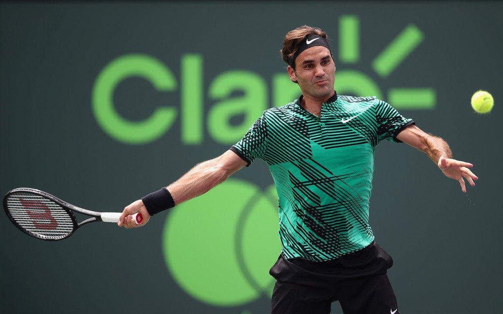 Miami Open. Федерер выигрывает второй Мастерс подряд