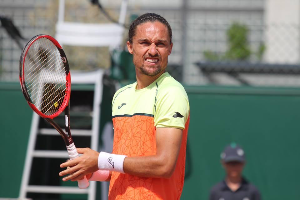 Долгополов сыграет на турнире ATP в Бостаде