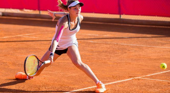 Завацкая одерживает волевую победу на старте турнира в Италии