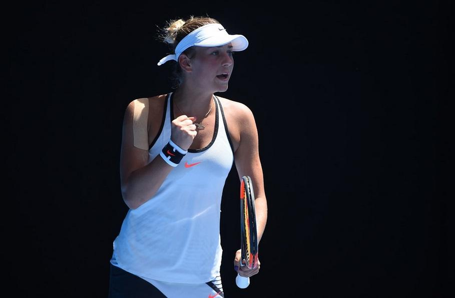 Марта Костюк впервые сыграет в финале профессионального турнира