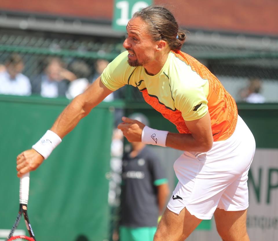 Долгополов сыграет на турнире ATP в Уинстон-Салеме