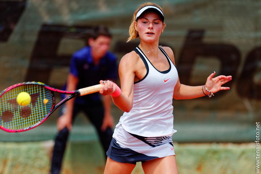 Завацкая выходит в финал турнира в Висбадене