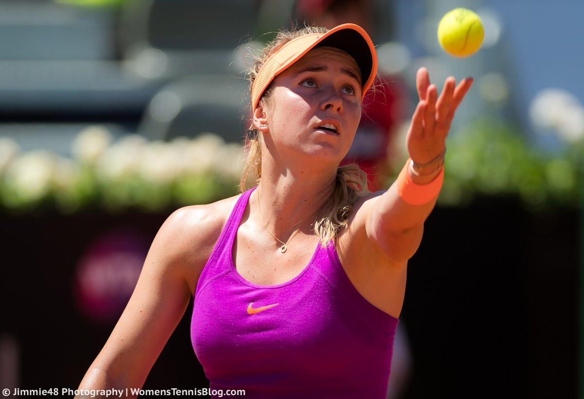 Рейтинг WTA. Свитолина поднимается на 6-ю позицию