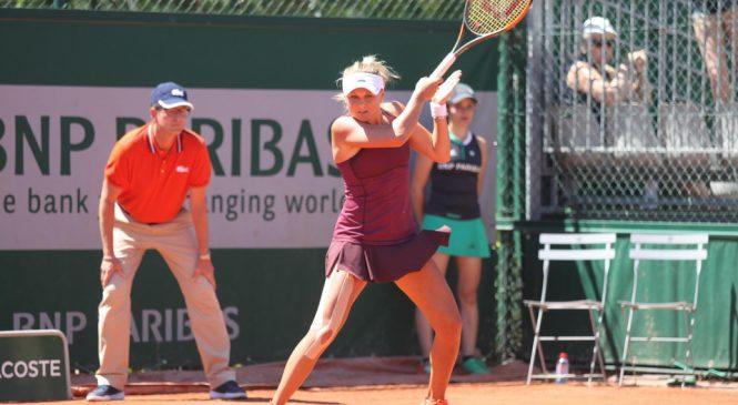 Козлова выходит в полуфинал турнира ITF  в Риме