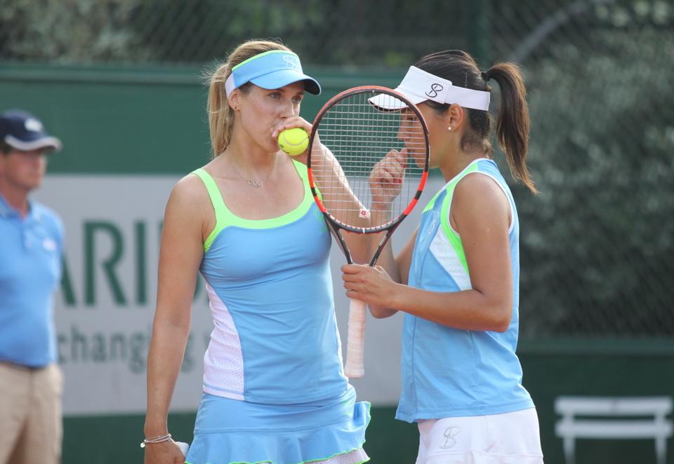 Савчук и Олару стартуют на WTA Elite Trophy в Чжухае