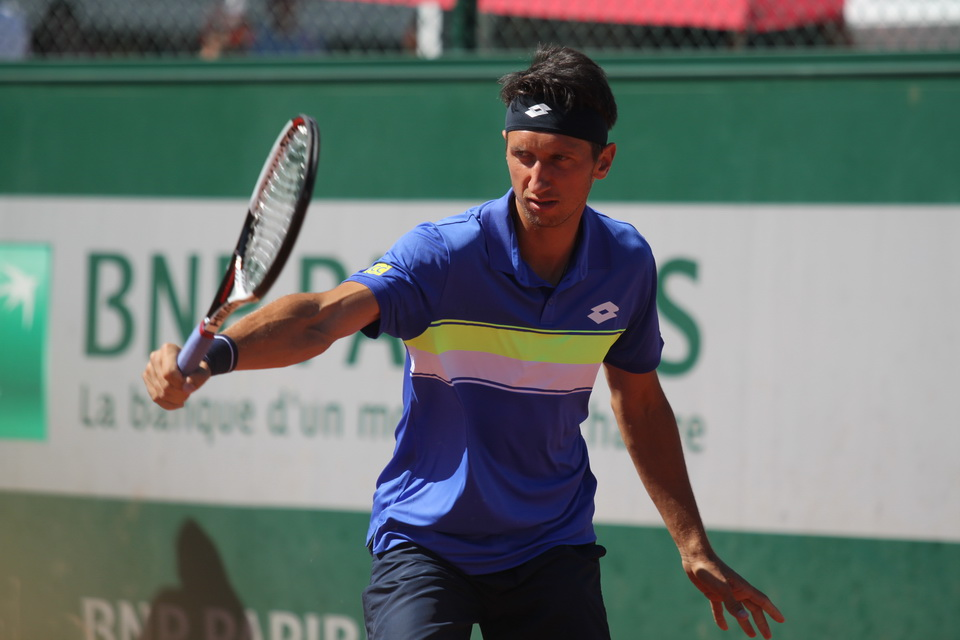Стаховский сыграет в квалификации турнира ATP-500 в Гамбурге