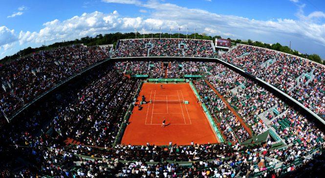 Олимпийский турнир 2024 года пройдет на стадионе Ролан Гаррос