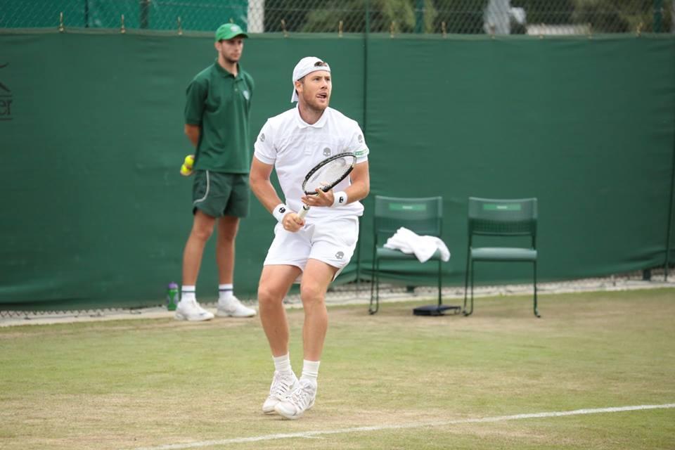 Марченко сыграет на турнире ATP в Нью-Порте