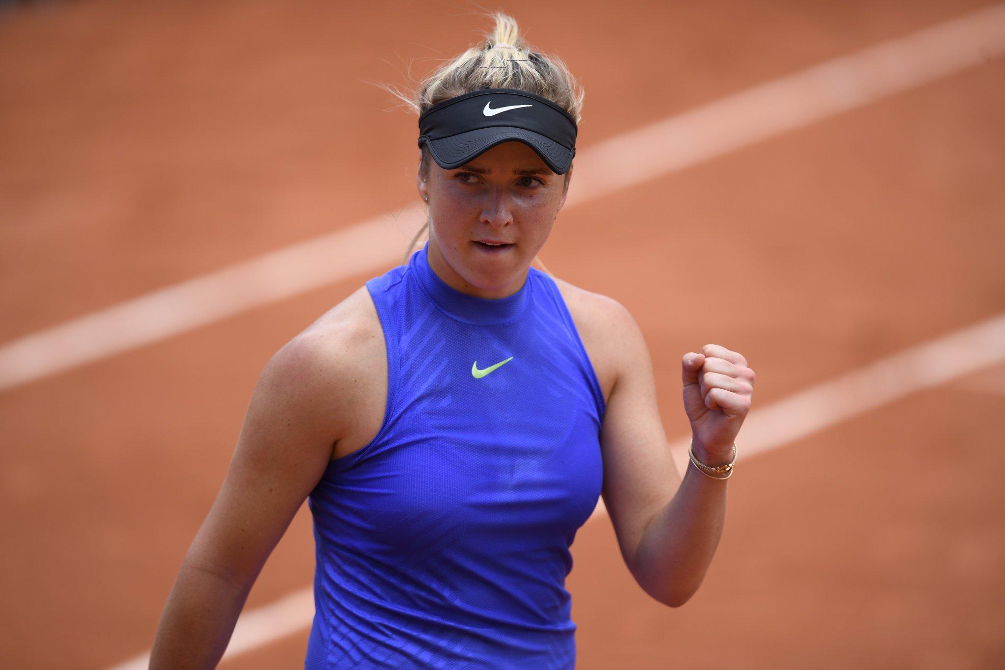 Элина Свитолина вошла в топ-5 рейтинга WTA и обновила рекорд Украины