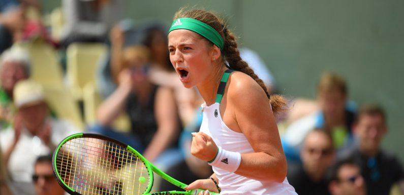Елена Остапенко: Каждая победа на турнире придавала мне уверенности