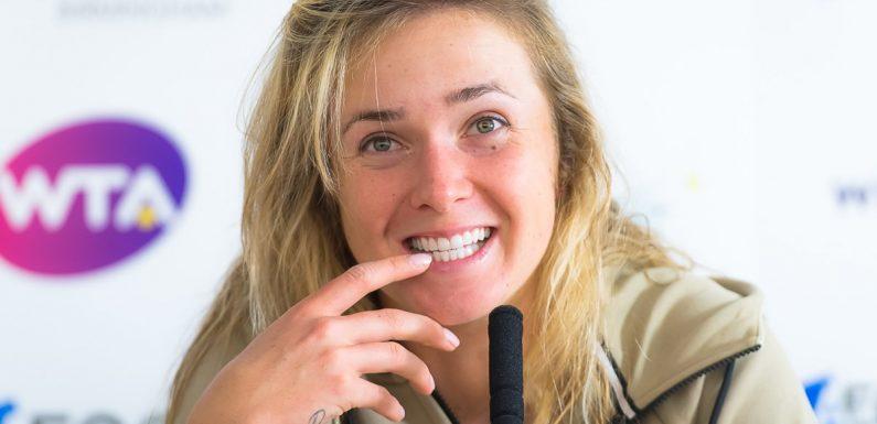 Элина Свитолина: Мечтаю выиграть Уимблдон