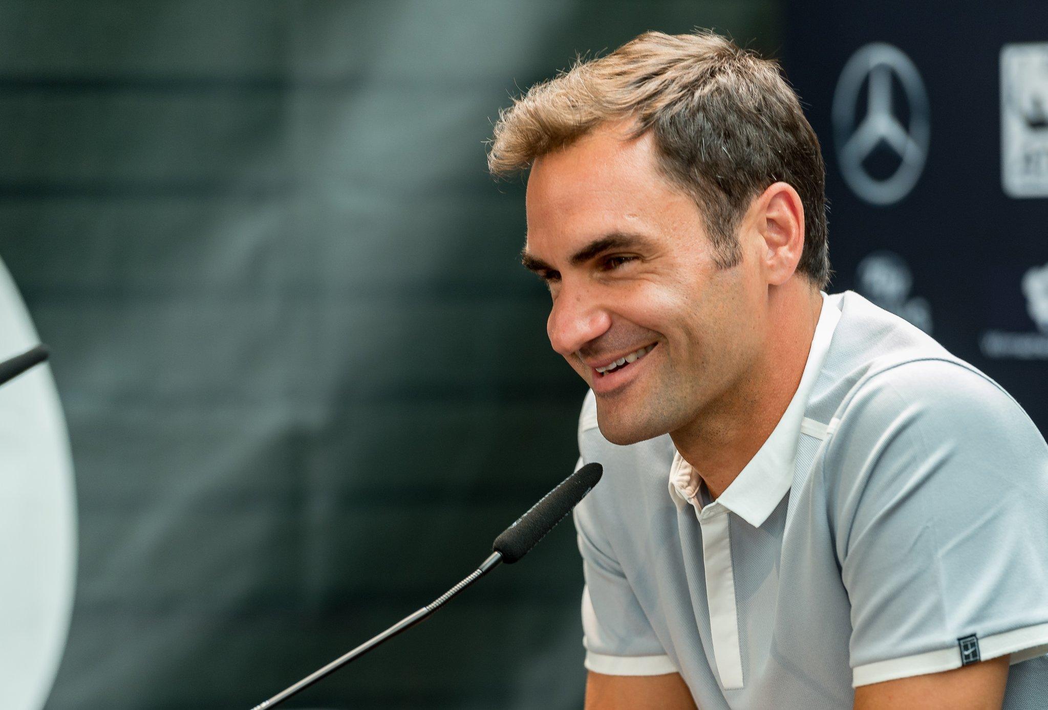 Роджер Федерер: Хочу быть победителем на корте