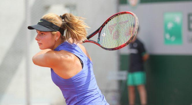 Завацкая — в четвертьфинале турнира в Кьяссо