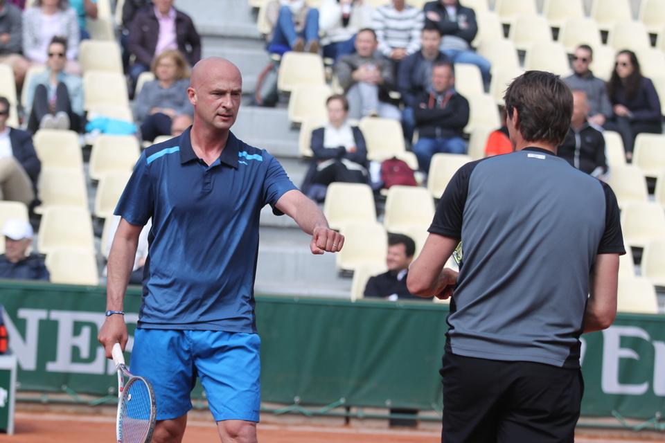 Ролан Гаррос. Андрей Медведев сыграет в турнире ветеранов