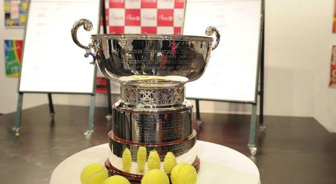 C 2018 года Финалы Кубка Дэвиса и Кубка Федерации будут проводиться в Женеве