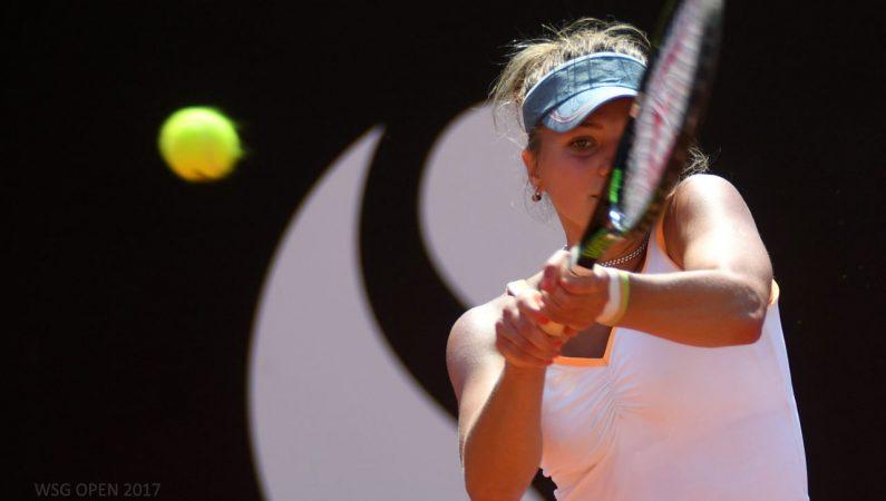 Ольга Янчук выигрывает свой 10-й титул ITF
