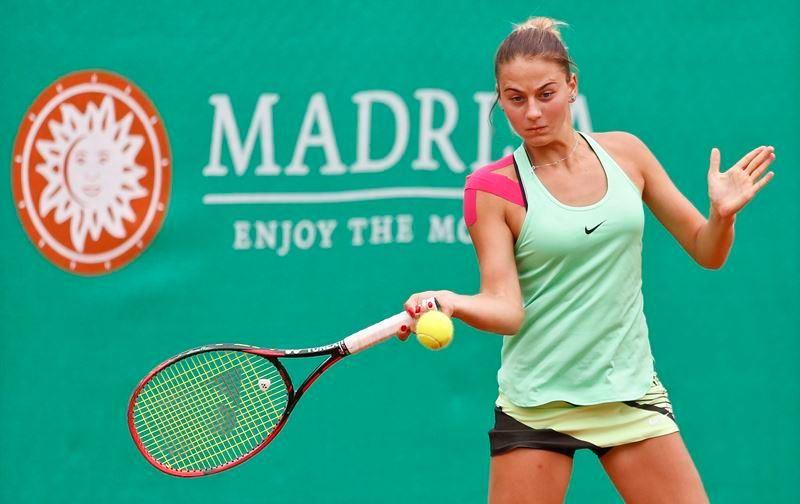US Open. на юниорском турнире выступят 4 украинки