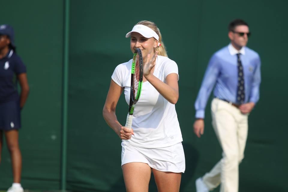 US Open. Людмила Киченок стартует с победы в парном разряде